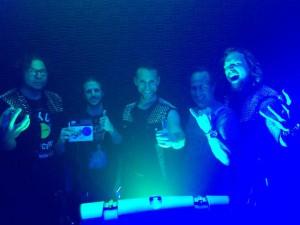 Morbid Eclipse Metal Mayhem Radio KTST FM Anaheim